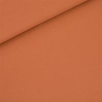 """Sweat léger """"French Terry"""" uni coloris Feuilles d'automne 20 x 150 cm"""