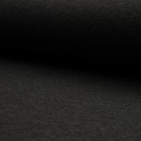 Molleton coloris gris chiné foncé 20 x 150 cm