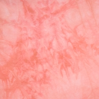 Sweat léger tie and dye coloris dusty rose 20 x 140 cm