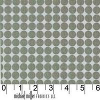 Tissu Mirror Dot Platinum 20 x 110 cm