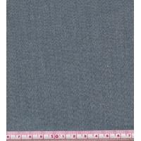 Chambray gris bleu 20x150 cm