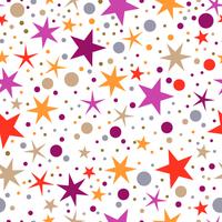 Tissu Petités étoiles coloris Néon infusé par Aime comme Marie 20x140 cm