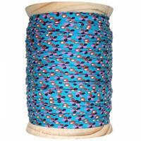 Biais Petit Pan Sioux bleu 50cm