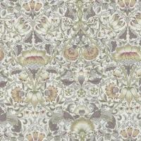 COUPON Liberty Lodden gris amande 80 x 137 cm
