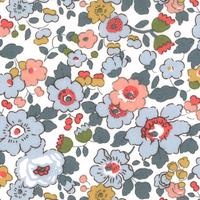 Liberty Betsy Porcelaine coloris P 20x137 cm