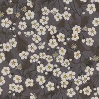 Liberty Mitsi gris foncé coloris D 20x135 cm