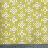 Tissu Tijuana coloris anis 20 x 110 cm
