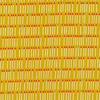 Tissu Moonlit alumettes 20 x 110 cm