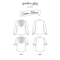 Patron blouse Calme