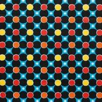 DERNIER COUPON Tissu Galaxie 20 x 150 cm