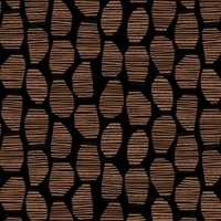 Viscose Halo Brown 20 x 140 cm