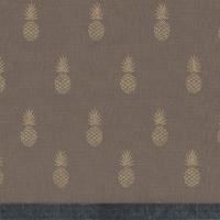 A nana's fabric, poly/coton noix 20 x 140 cm