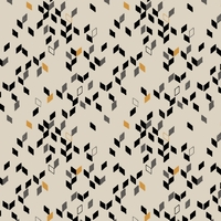 Tissu Twist Mustard 20 x 140 cm