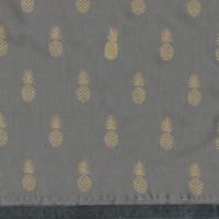 A nana's fabric, poly/coton caviar 20 x 140 cm