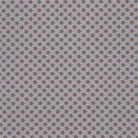 Toile enduite mini étoiles Lavande/Denim Blue 20 X 140 cm