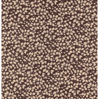 COUPON Liberty Glenjade marron 80 x 137 cm