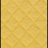 Jersey matelassé banane FDS 20 x 130 cm