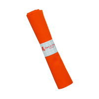 Coupon Petit Pan Orange 50 x 75 cm