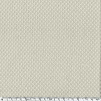 Jersey matelassé mini croisillons coloris beige 20 x 140 cm