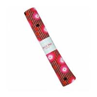 Coupon Coquelicot rouge 50 x 75 cm
