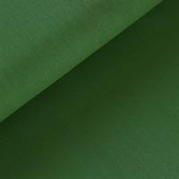 Popeline coloris vert foncé 20 x 140 cm