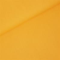 Popeline coloris jaune foncé 20 x 140 cm