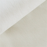 Popeline coloris écru 20 x 140 cm
