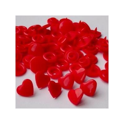 pressions coeur rouge