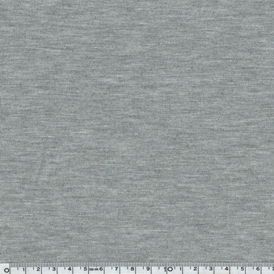 3001-10 jersey viscose gris chiné clair