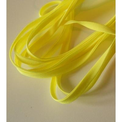 biais fluo jaune