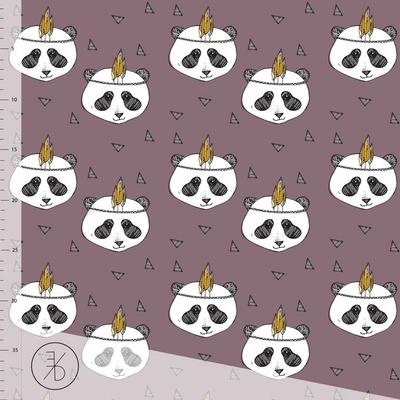 panda lavande