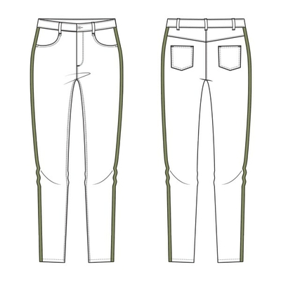 You-Made-My-Day-6th-of-December-Jeans-Pattern-sketch