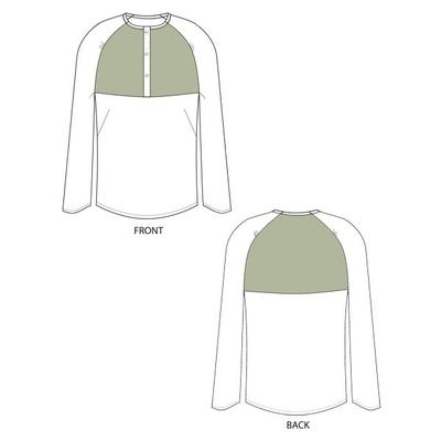29th-of-November-Raglan-Blouse-Pattern-Sketch