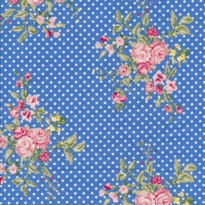 FLORA FRENCH BLUE
