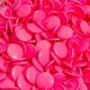 30 pressions KAM résine rondes taille 20 coloris rose