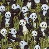 Tissu Peter Panda 20 x 110 cm