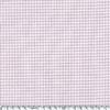 Popeline Pastel pied de poule fond parme 20 x 140 cm