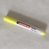 Feutre pour textile pointe 2/3 mm coloris jaune fluo