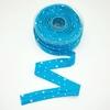 Biais Première Etoile imprimé blue lagoon 1m