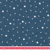 Tissu Première Etoile coloris Denim 20 x 140 cm