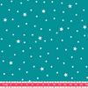 Tissu Première Etoile coloris Emeraude 20 x 140 cm