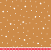 Tissu Première Etoile coloris Moutarde 20 x 140 cm