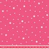 Tissu Première Etoile coloris Pralin 20 x 140 cm