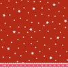 Tissu Première Etoile coloris Paprika 20 x 140 cm