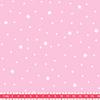 Tissu Première Etoile coloris Litchi 20 x 140 cm