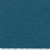Crêpe de viscose texturé bleu canard 20 x 140 cm