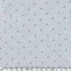DERNIER COUPON Jersey mini étoiles gris foncé sur fond gris clair 1m10 x 140 cm