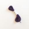 Echeveau de 5m de soie d'Alger violet foncé coloris 3316