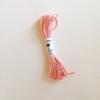Echeveau de 5m de soie d'Alger nude coloris 1013