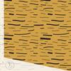Jersey Stripes Gold 20 x 160 cm